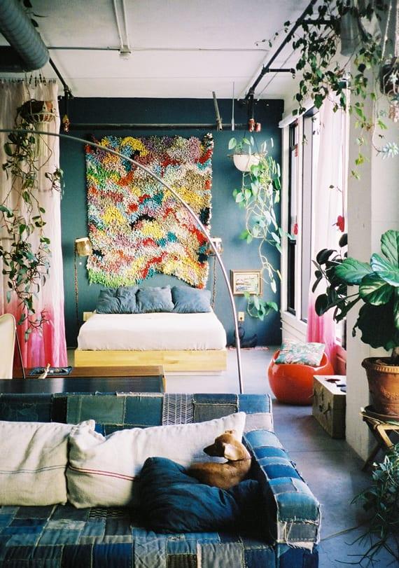 Wandbehang Deko selber machen  fresHouse