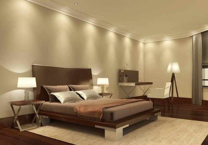 Wohnzimmer Beleuchtung Decke