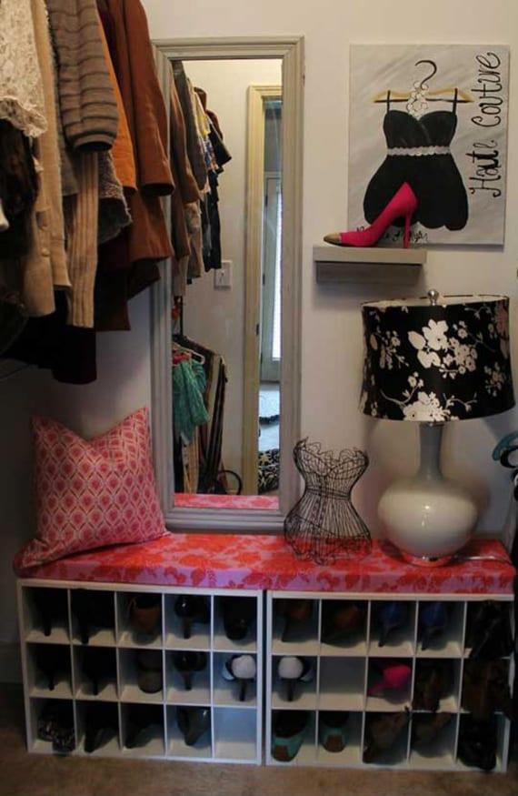Wie kann man Schuhregal selber bauen  fresHouse