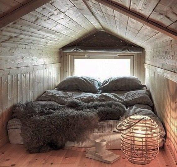 Wie lsst sich im Winter ein Schlafzimmer gemtlich