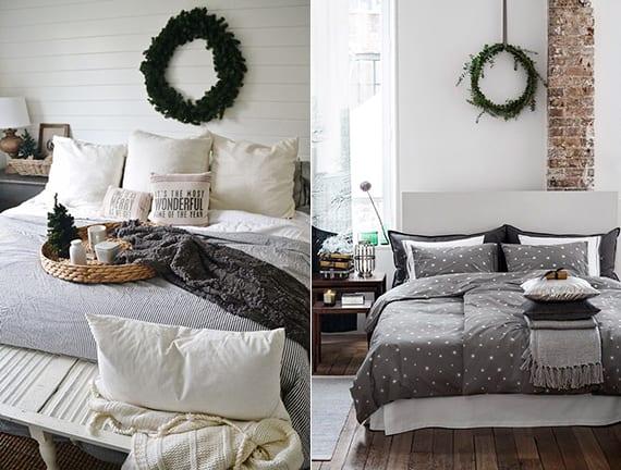 Wie lsst sich im Winter ein Schlafzimmer gemtlich gestalten  fresHouse