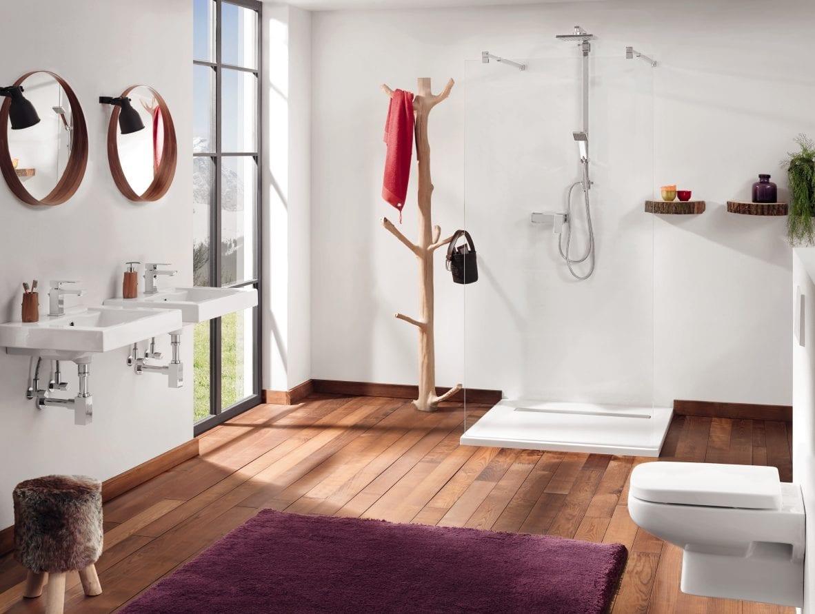 Badezimmer Gestalten Holz
