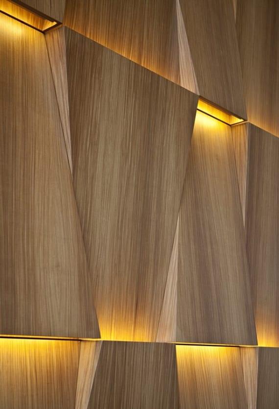 Holz und Licht  20 unglaubliche Designerlampen aus Holz