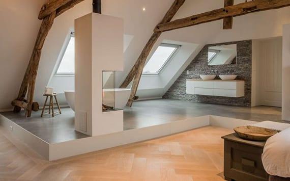 Transformation ehemaliges Bauernhauses in modernes Einfamilienhaus  fresHouse