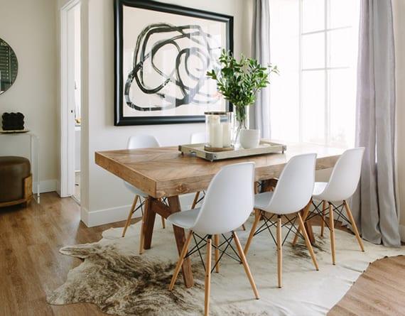 Esszimmer Ideen im Scandinavian Style  fresHouse