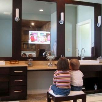 High-tech Bathroom Mirror Photos 11
