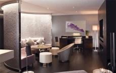 hotel living room design