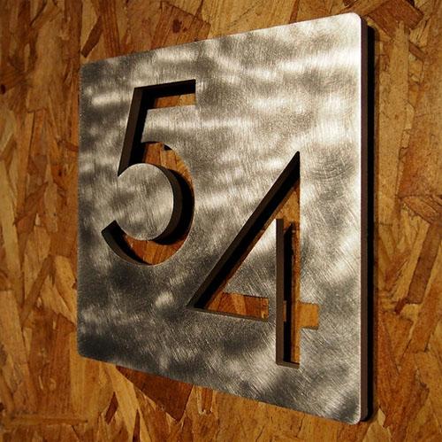 Make And Choose Various Home Number – FresHOUZ