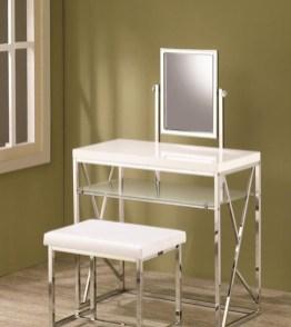 simple make up mirror design