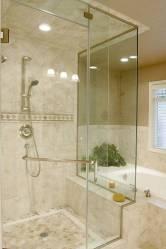 Sumptuous Marble Bathroom Design Photos 29