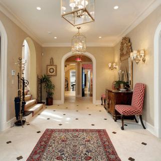Design Interior for foyer home