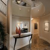 Modern Foyer interior