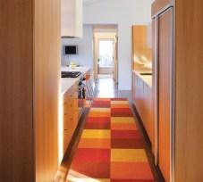 Rugs kitchen model interior