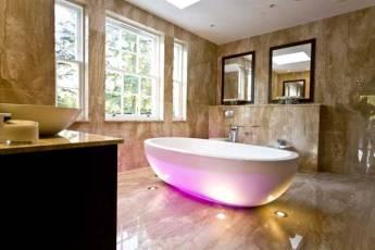 Modern & Minimalist Luxury Bathroom Ideas-8
