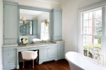 10 Ways to Add Color Into Your Bathroom Design-4