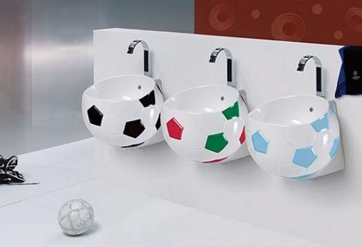 14 Funky Washbasin Designs | Walyou Regarding Unique Round Wash Basin