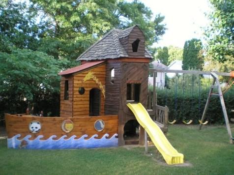 Beautiful Outdoor Play Kids Backyard Inspirations For Your - Backyard playground ideas