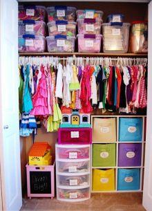 Effecient Kids Storage