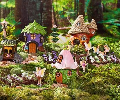 Enchanment Fairy Garden