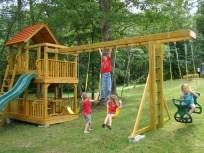 Extraordinary Outdoor Playground