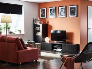 Ikea Colourful Space Living Room Furniture