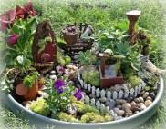 Magical Fairy Garden Ideas