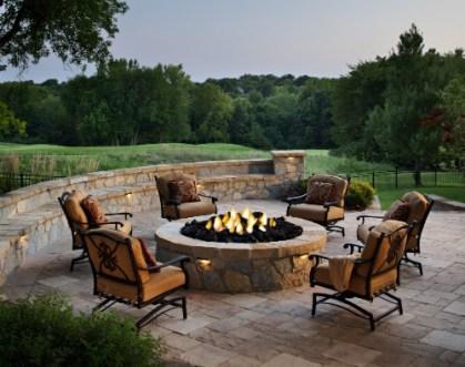 Outdoor Living Patio Furniture Ideas