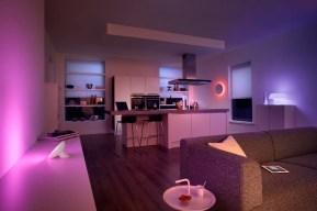 Romantic Living Room Lighting
