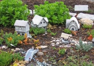 Simple Home Miniatur Fairy Garden