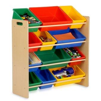 Toy Organizer Cabinet