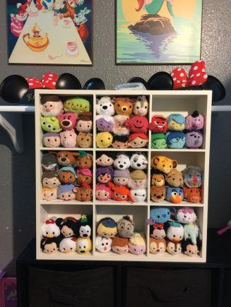 Tsum Tsum Toy Storage