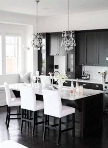 Black And White Kitchen Ideas | Buddyberries Throughout Black, White And Red Kitchen Design