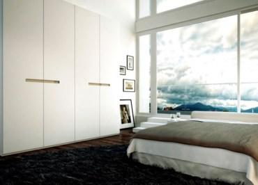Cool And Modern Wardrobe Furniture Designcorpus, Greece With Stuart: Cool And Modern Wardrobe With Refined Door Design
