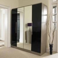 Furniture Bedroom Closet Door Ideas Cool Modern New 2017 For Stuart: Cool And Modern Wardrobe With Refined Door Design