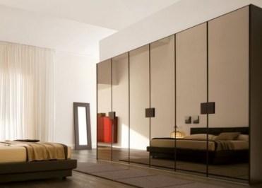 Home Design Modern Sliding Cool Modern Wardrobe Designs Inside Stuart: Cool And Modern Wardrobe With Refined Door Design