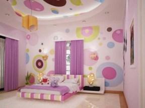 Interior Girls Bedroom In Pink Designshijo Sebastian Decor Pertaining To Girly Interior By Shijo Sebastian