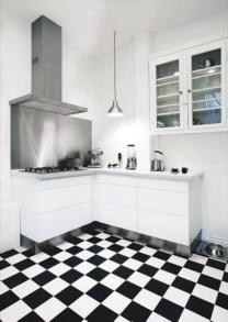 Modern White And Black Kitchen Design Inspiration 87598 Kitchen In Black, White And Red Kitchen Design