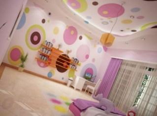 Stunning Girly Interiorshijo Sebastian / Home Design Ideas And Throughout Stunning Girly Interior By Shijo Sebastian