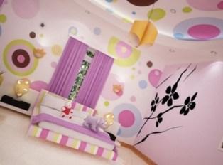 Stunning Girly Interiorshijo Sebastian With Stunning Girly Interior By Shijo Sebastian