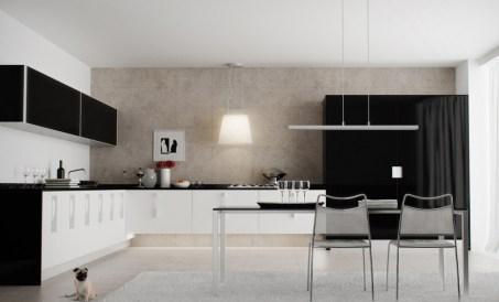 White Kitchen Ideas Traditional Kitchen Design Ideas Photos In Black, White And Red Kitchen Design