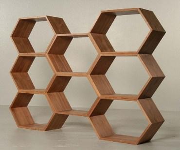 DNA Shelve Design