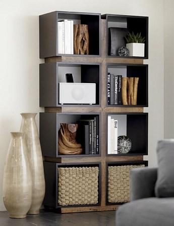 Freestanding Shelve Design