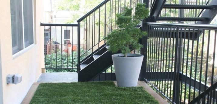 Apartment Balcony Railing: Balcony Railing Ideas Materials Design Pertaining To Modern Balcony Design