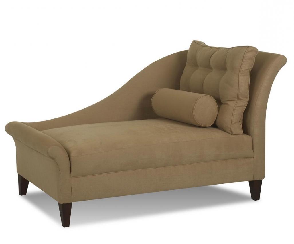 Baxton Studio Retro Upholstered Lounge Chair Living Room