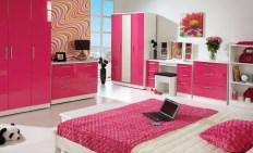 Creative Pink Bedroom Decor With Pink Bedrooms