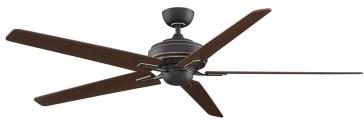 Fanimation Keistone 72 Without Lights (Dc Motor) Ceiling Fan Within Powerful Ceiling Fan