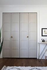 Folding Closet Doors For Closet Door With Folding Hooks