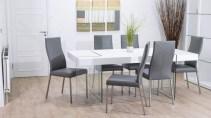 Minimalist Modern Glass Dining Table Square Regarding Minimalist Modern Table