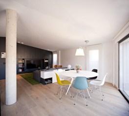 Modern Young Couple Apartment Floor Designs Regarding Young Apartment Designs