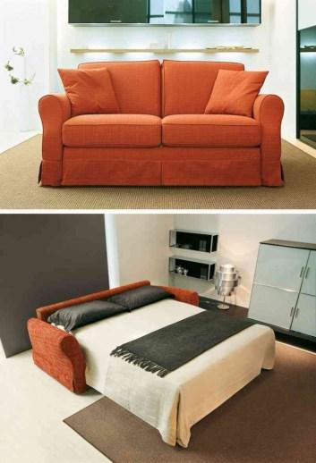 Small Sofa Sleeper Regarding Sofa Sleeper Design
